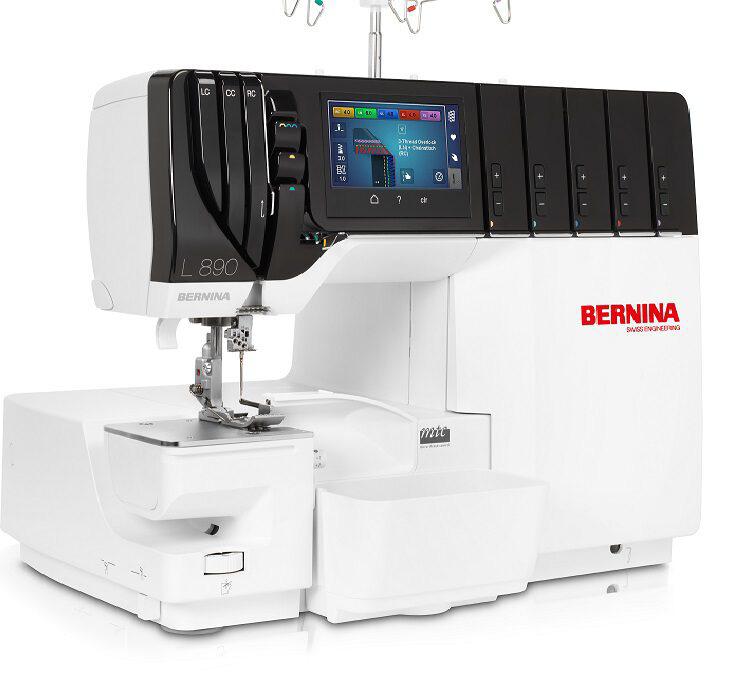 Bernina L 890